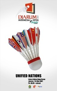 djarum indonesia open 2008